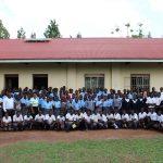 Eine andere unserer Paten-Schule