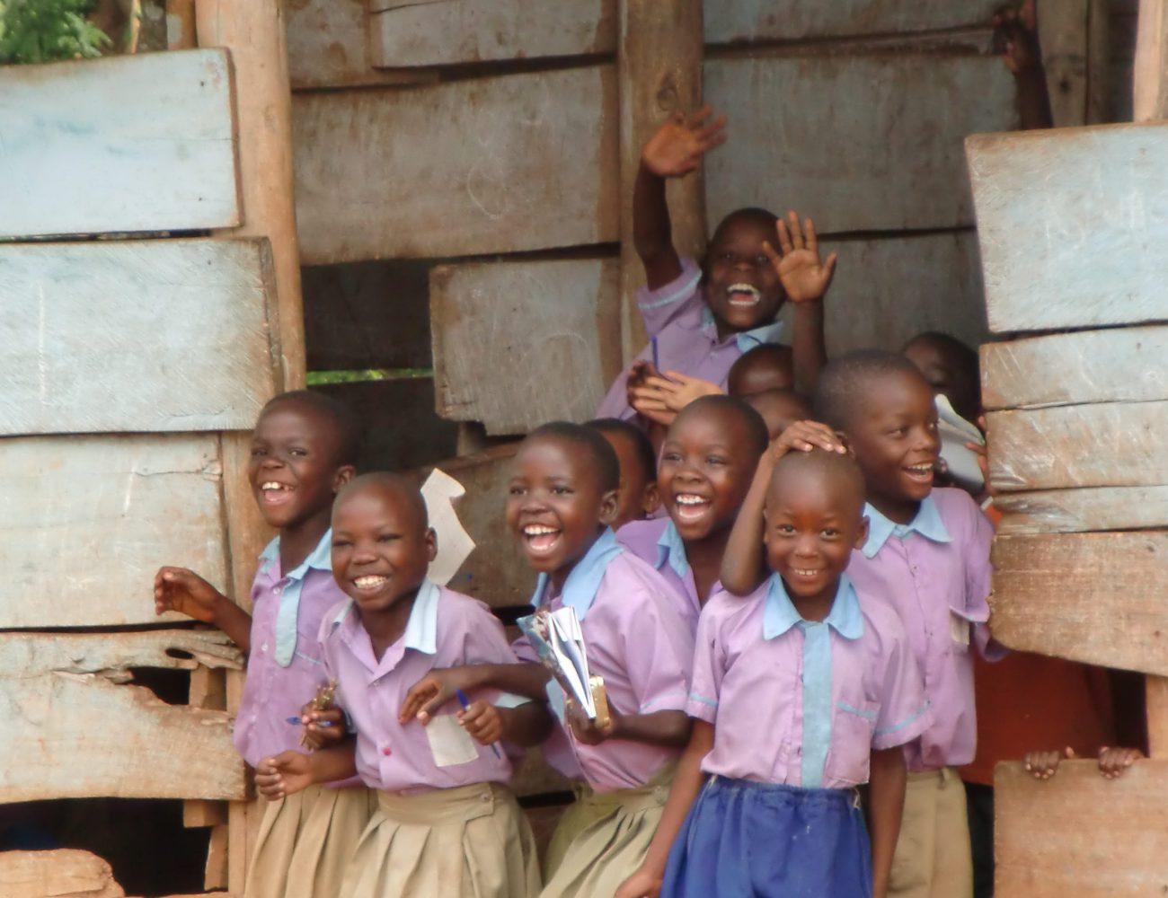 Kinder - Die Zukunft Ugandas